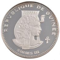 Guinea, 500 Francs, 1970, FDC, Argent, KM:26 - Guinea