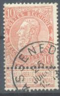 _6Wz-941:N°57: E11: ASSENEDE - 1893-1900 Fine Barbe