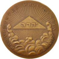La Providence, Compagnie D'Assurances Contre L'Incendie, Médaille - France