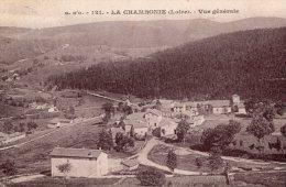 V694 Cpa 42  La Chambonie - Vue Générale - Unclassified
