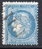 France GC 1311 DOCELLES 82 VOSGES (1) - Marcophilie (Timbres Détachés)