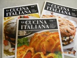 LA CUCINA ITALIANA ANNI 70 - Books, Magazines, Comics