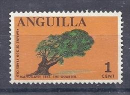 150025243  ANGUILLA.  YVERT  .  Nº  1  **/MNH - Anguilla (1968-...)