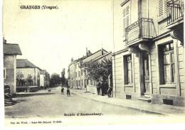 Carte Postale Ancienne De GRANGES - France