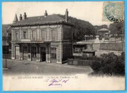 BOULOGNE SUR MER - La Gare Des Tintelleries - Boulogne Sur Mer