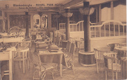 Blankenberge - Royal Pier Hôtel Salon De Lecture - Leeszaal - Blankenberge
