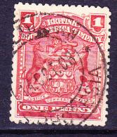 Britische Südafrika-Gesellschaft - Wappen (Mi.Nr.: 59)  1898 - Gest. Used Obl. - Sud Africa (...-1961)