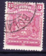 Britische Südafrika-Gesellschaft - Wappen (Mi.Nr.: 62)  1898 - Gest. Used Obl. - Unclassified