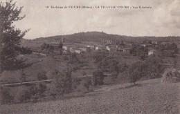 La Ville De Cours 69 - Vue Générale - Cours-la-Ville
