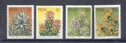 150025259  RSA. YVERT  .  Nº  433/6  **/MNH - Südafrika (1961-...)