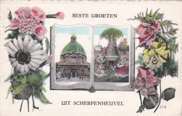 Beste Groeten Uit Scherpenheuvel (In Zeer Goede Staat) - Scherpenheuvel-Zichem