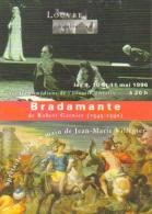 """Carte Postale édition """"Dix Et Demi Quinze"""" - Bradamante De Robert Garnier (1545 - 1590) Louvre Auditorium - Werbepostkarten"""