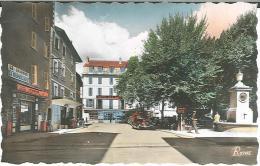 CPSM 04 - Barcelonnette - Place Manuel - Barcelonnette