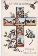Souvenir De Montaigue Gedenkenis Uit Scherpenheuvel - Scherpenheuvel-Zichem