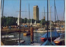 TRAVEMÜNDE - Bootsanleger Mit Hotel Maritim - Luebeck-Travemuende