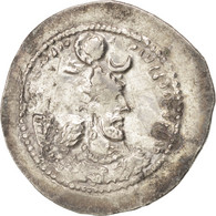 Sassanides, Yazdgard Ier (390-420), Drachme, Göbl 149 - Orientales