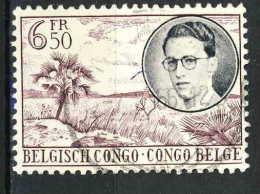 COB 332  Obl    (P516) - Congo Belge