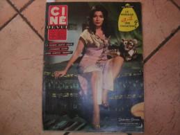 CINE REVUE N� 39 ( SEPTEMBRE -1958 ) JULIETTE GRECO - BELINDA LEE  - Dos: LUCILLE BALL & DESI ARNAZ
