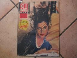 CINE REVUE N� 40 ( OCTOBRE -1958 ) AVA GARDNER - LUIS MARIANO