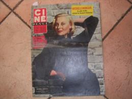 CINE REVUE N� 41 ( OCTOBRE -1958 ) MICHELE MORGAN - ELVIS PRESLEY - Dos: FRANKIE VAUGHAN