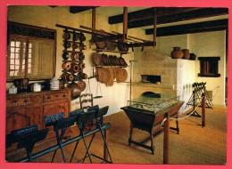 54. Nancy. Musée Historique Lorrain. Intérieur Lorrain: Four à Pain Et Accessoires Pâtisserie - Nancy