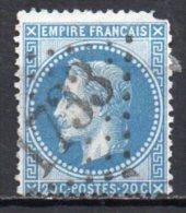 France GC 1733 GUERET 22 CREUSE - Marcophilie (Timbres Détachés)
