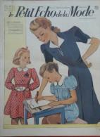 Le Petit Echo de la Mode n� 3 21 Janvier 1940