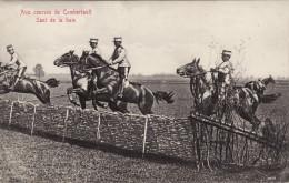 Aux Courses De Combertault - Saut De La Haie (équitation) - France
