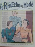 Le Petit Echo de la Mode n� 6 7 F�vrier 1937