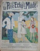 Le Petit Echo de la Mode n� 30 28 Juillet 1935 Mode ann�es 30