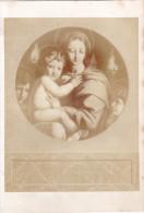 1860 Louise Jeanne Pauwels Gauillaume Storms Zeer Oud Doodsprentje Image Mortuaire Bidprentje - Images Religieuses