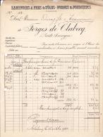 1910 - Forges De CLABECQ - Belgium