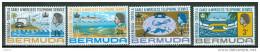 Bermuda 1967 Cable & Wireless Telephone Service MNH** - Lot. 4544 - Bermudes