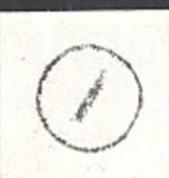 BASSES ALPES 5 LAC Tad 15 Sisteron Du 27 Décembre 1867 GC 3416 Sur N° 22 Oîte Rurale I  = Mison TTB - Marcophilie (Lettres)