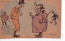 Illustrateur Norwins - Tout Au Radium N° 4 - Norwins