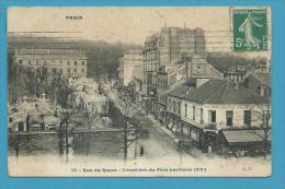 CPA 301 - Rue Du Repos - Cimetière Du Père Lachaise PARIS XXème - Distretto: 20