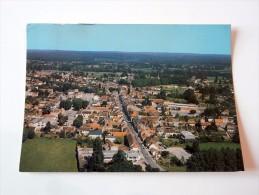 Carte Postale Ancienne : COSNE D'ALLIER : Vue Aérienne - Autres Communes