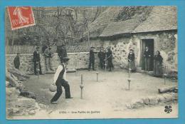 CPA 2734 - Une Partie De Jeu De Quilles TYPES DES PYRENEES - Midi-Pyrénées