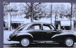 PEUGEOT TAXI 203 1950 REEDITION - Taxi & Carrozzelle