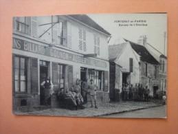 FONTENAY-EN-PARISIS  Bureau D´ L´Omnibus (Café Restaurant Gounon-Augier) - Autres Communes