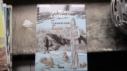 EO LES HEROS CAVALIERS T5 BLANCHE FLEUR   COTHIAS  ROUGE  GLENAT - Unclassified