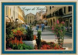 LAGO  DI  GARDA   BARDOLINO    MAXI  CARD  12X17    (NUOVA) - Altre Città