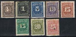 Lot 8  U.S. Stamps Rapid Tel. TELEGRAM º - Telegraph Stamps