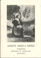 S. ANGELA MERICI - E - AN - Religione & Esoterismo
