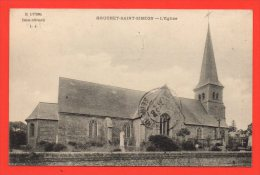 GRUCHET SAINT SIMEON - L'Eglise. - France