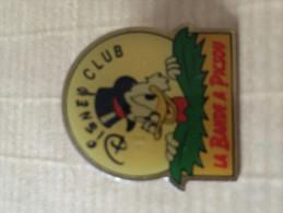PIN´S / DISNEY CLUB - LA BANDE A PICSOU - Disney