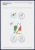 """2011 ITALIA REPUBBLICA """"150° ANN. UNITA´ D´ITALIA - SIMBOLO"""" BOLLETTINO - 6. 1946-.. Republic"""