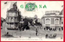 35 DINARD - Le Nouveau Casino Et Le Boulevard Des Falaises - Dinard