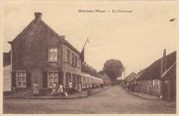 Moerbeke - Waas - De Damstraat - Moerbeke-Waas