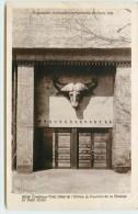 DEP 75 EXPOSITION COLONIALE 1931 CAMEROUN TOGO ENTREE DU PAVIION DE LA CHASSE - Expositions